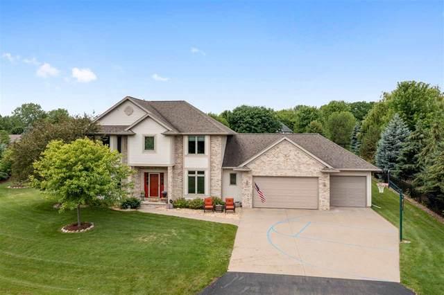 2710 Beechnut Drive, Oshkosh, WI 54904 (#50243799) :: Ben Bartolazzi Real Estate Inc