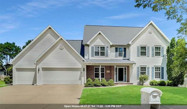 620 E Apple Creek Road, Appleton, WI 54913 (#50243908) :: Carolyn Stark Real Estate Team