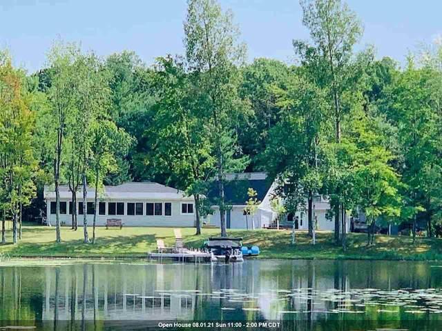 13776 Ranch Lake Drive, Pound, WI 54161 (#50244104) :: Carolyn Stark Real Estate Team