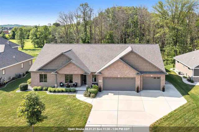 435 Whispering Creek Court, Green Bay, WI 54303 (#50244199) :: Symes Realty, LLC