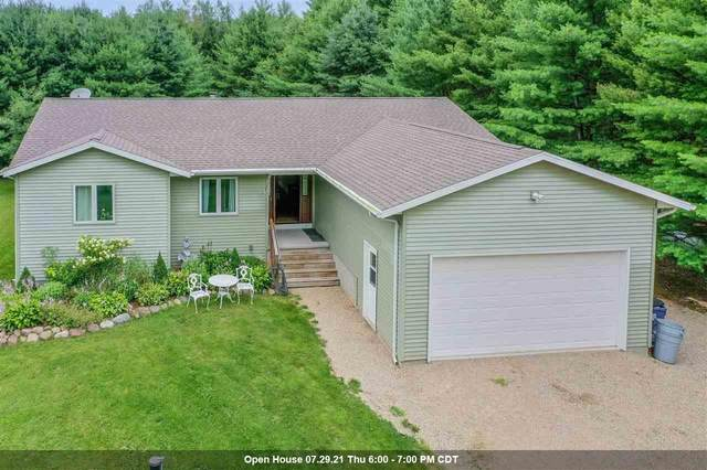 E8076 Puuri Road, Fremont, WI 54940 (#50244655) :: Todd Wiese Homeselling System, Inc.