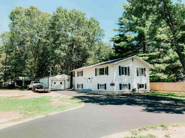 W4944 Lake Drive, Shawano, WI 54166 (#50246367) :: Symes Realty, LLC