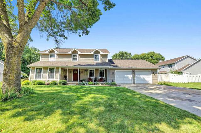 2238 Nottingham Court, Green Bay, WI 54311 (#50246503) :: Todd Wiese Homeselling System, Inc.