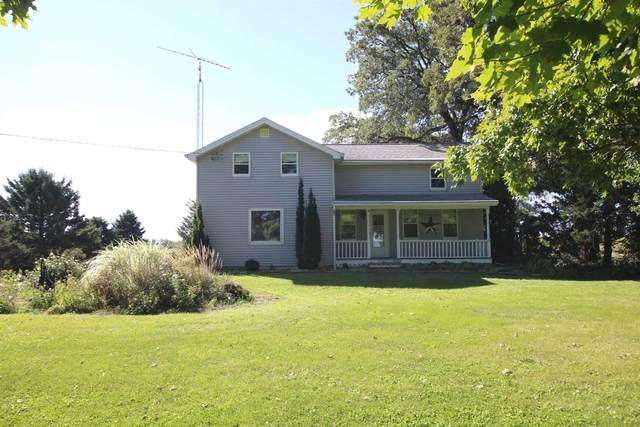 W9712 Triple Kay Road, Rosendale, WI 54974 (#50247439) :: Todd Wiese Homeselling System, Inc.