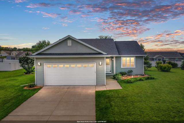 W6393 Birmingham Street, Greenville, WI 54942 (#50247509) :: Town & Country Real Estate