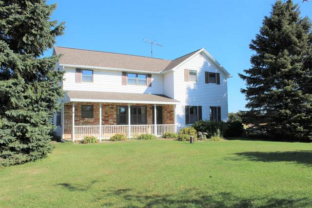 E9164 Jennings Road, New London, WI 54961 (#50248569) :: Todd Wiese Homeselling System, Inc.