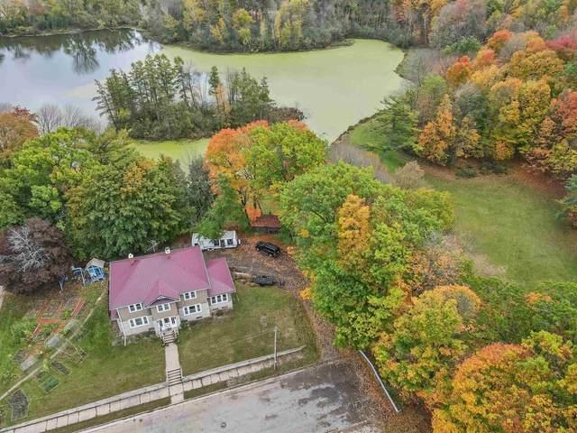 144 Woodlawn Avenue, Gillett, WI 54124 (#50249378) :: Ben Bartolazzi Real Estate Inc