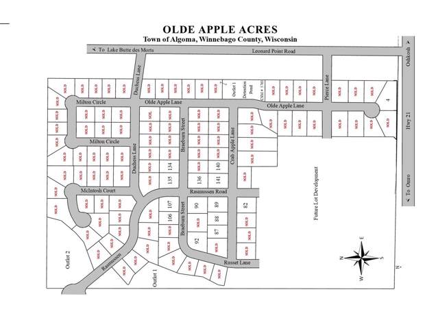 Crab Apple Lane #89, Oshkosh, WI 54904 (#50138262) :: Todd Wiese Homeselling System, Inc.