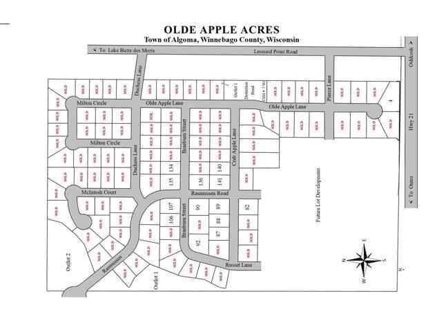 3940 Braeburn Street #106, Oshkosh, WI 54904 (#50138267) :: Todd Wiese Homeselling System, Inc.