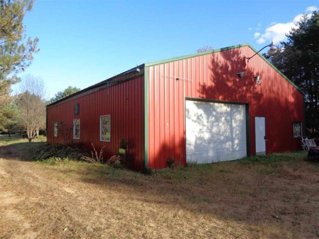 N5087 26TH Road, Wild Rose, WI 54984 (#50147987) :: Dallaire Realty