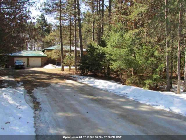 9410 Four Mile Lane, Wisconsin Rapids, WI 54494 (#50175467) :: Dallaire Realty