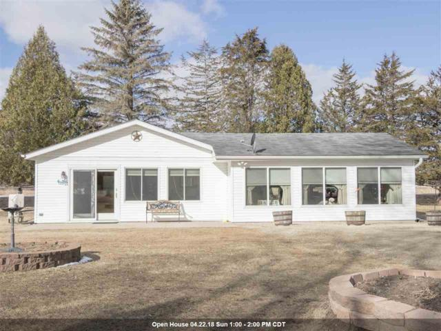 8718 River Trail Drive, Fremont, WI 54940 (#50179310) :: Dallaire Realty