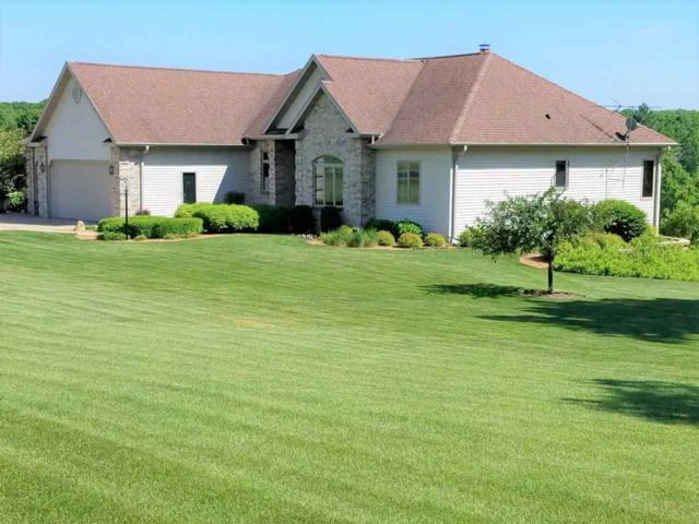 E9629 Country View Lane, New London, WI 54961 (#50180716) :: Symes Realty, LLC