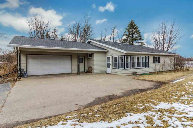 N2508 Bughs Lake Road, Wautoma, WI 54982 (#50180845) :: Dallaire Realty