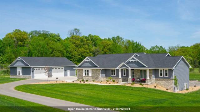 W3970 Devine Lane, Appleton, WI 54913 (#50181425) :: Symes Realty, LLC