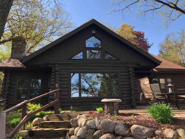 E1169 Round Lake Drive, Waupaca, WI 54981 (#50183531) :: Symes Realty, LLC