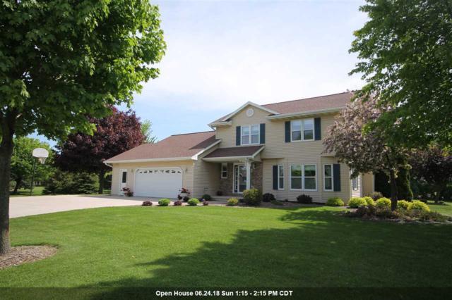 N8011 Fairfield Drive, Fond Du Lac, WI 54937 (#50183713) :: Symes Realty, LLC