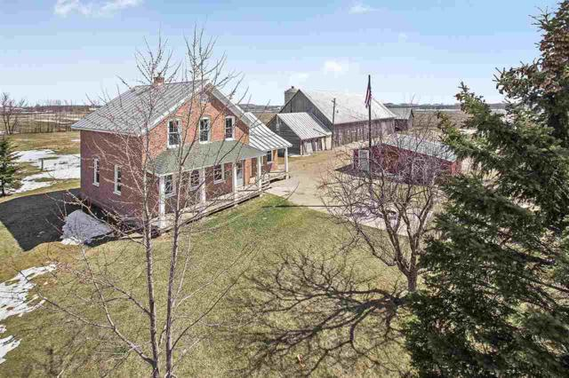 E0610 Adams Road, Luxemburg, WI 54217 (#50184307) :: Symes Realty, LLC