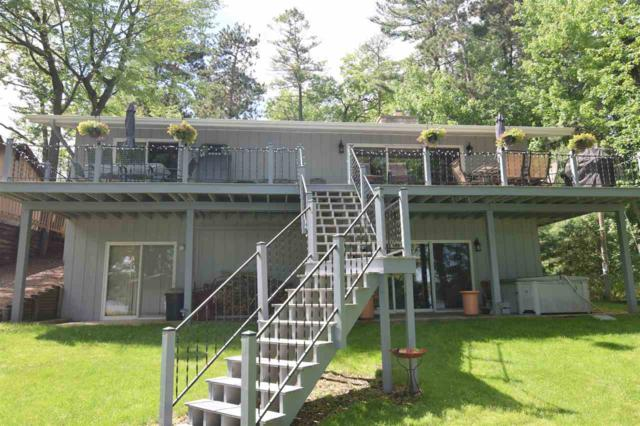 N2878 Island View Drive, Clintonville, WI 54929 (#50184521) :: Dallaire Realty