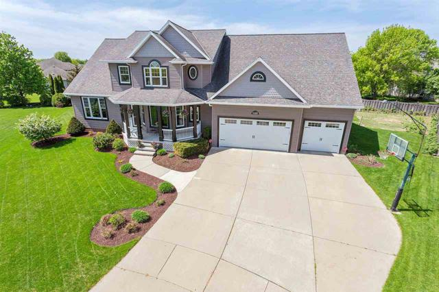 1485 Wexford Lane, Green Bay, WI 54313 (#50184638) :: Symes Realty, LLC