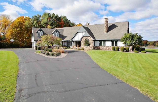 2160 Greenleaf Road, De Pere, WI 54115 (#50188191) :: Todd Wiese Homeselling System, Inc.