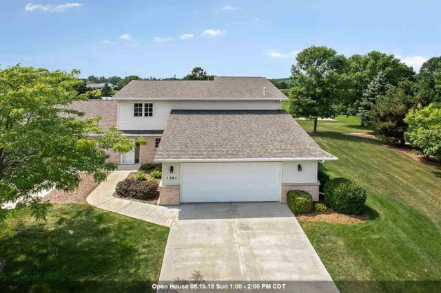 1501 River Pines Drive, Green Bay, WI 54311 (#50189045) :: Dallaire Realty