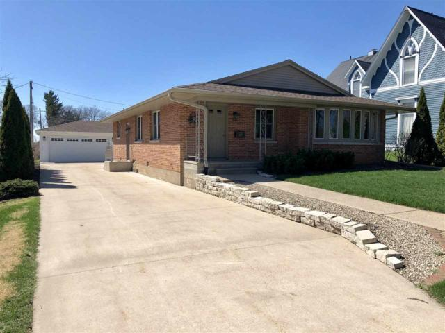 115 N State Street, Berlin, WI 54923 (#50190093) :: Dallaire Realty