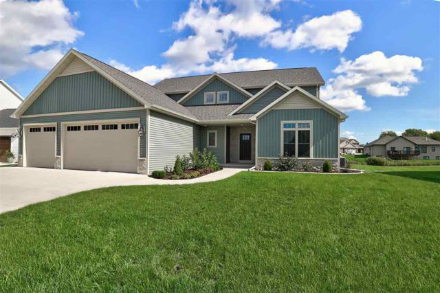 W5745 Parker Way, Appleton, WI 54915 (#50192310) :: Dallaire Realty