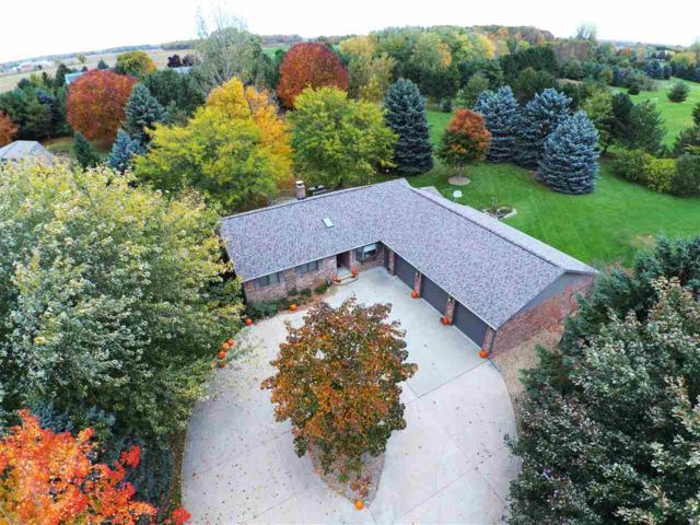 W3214 Hilly Haven Drive, Appleton, WI 54913 (#50193537) :: Dallaire Realty