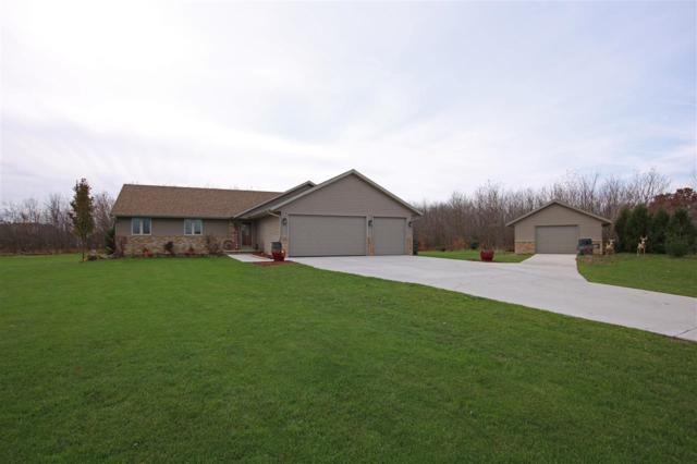 W2470 Trail Vu Court, Campbellsport, WI 53010 (#50194132) :: Dallaire Realty