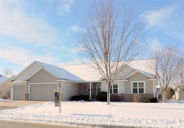 1535 Kingswood Drive, Neenah, WI 54956 (#50194305) :: Dallaire Realty