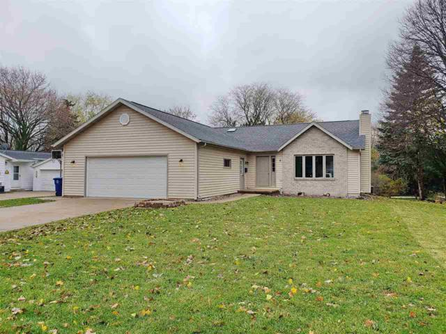 701 N Webster Avenue, De Pere, WI 54115 (#50194433) :: Todd Wiese Homeselling System, Inc.