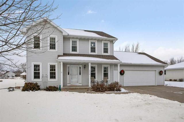 6028 W Blazing Star Drive, Appleton, WI 54915 (#50195282) :: Todd Wiese Homeselling System, Inc.