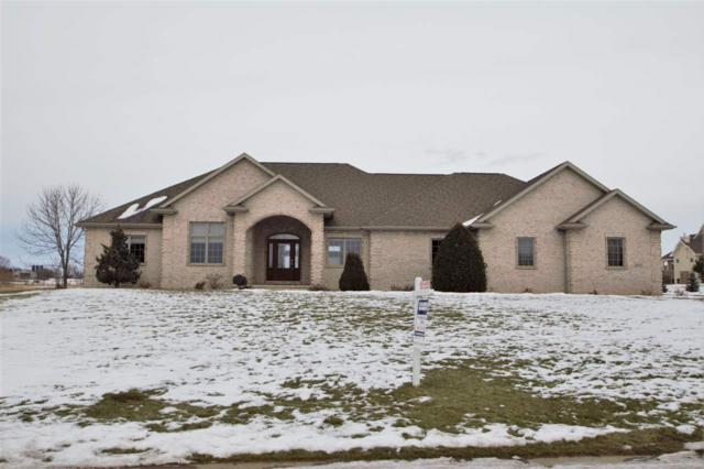 5276 W Century Farm Boulevard, Appleton, WI 54913 (#50196238) :: Todd Wiese Homeselling System, Inc.