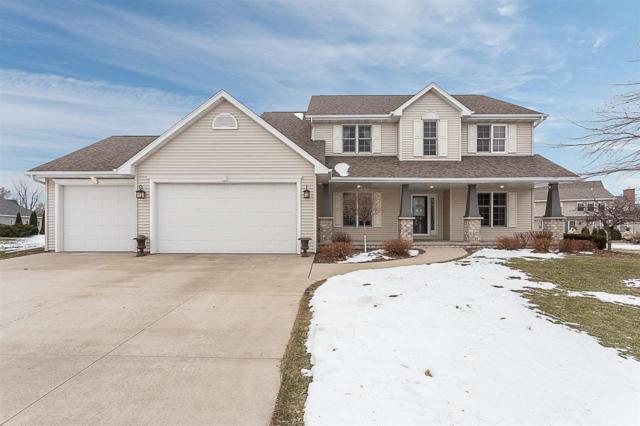 N8634 Winding Trail Drive, Menasha, WI 54952 (#50196774) :: Todd Wiese Homeselling System, Inc.