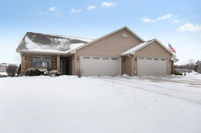 1722 Hunter Street, Shawano, WI 54166 (#50197433) :: Todd Wiese Homeselling System, Inc.