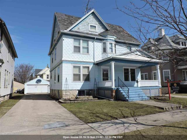 167 3RD Street, Fond Du Lac, WI 54935 (#50199929) :: Dallaire Realty