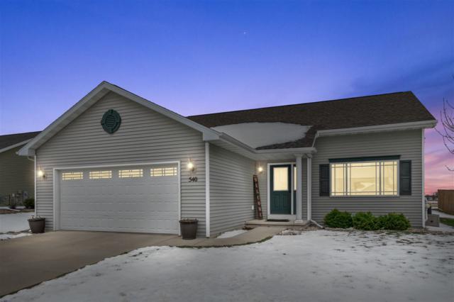 540 Lemongrass Way, Kaukauna, WI 54130 (#50200583) :: Todd Wiese Homeselling System, Inc.