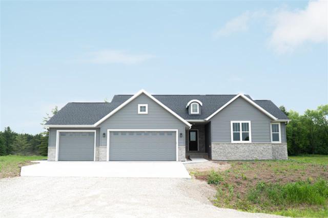 1011 Mill Pond Circle, Weyauwega, WI 54983 (#50204297) :: Todd Wiese Homeselling System, Inc.