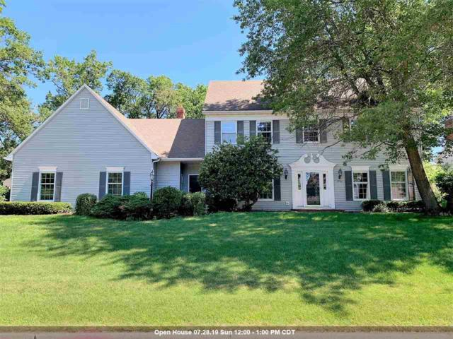 1496 Woodmont Way, Green Bay, WI 54313 (#50204838) :: Todd Wiese Homeselling System, Inc.