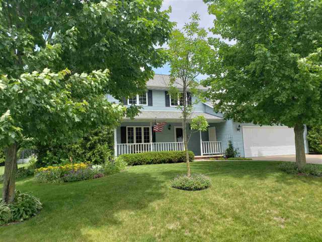 1400 W Woodstone Drive, Appleton, WI 54914 (#50205873) :: Todd Wiese Homeselling System, Inc.