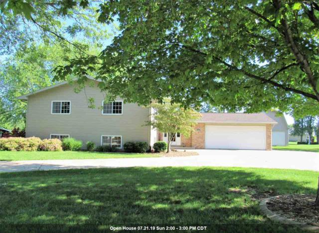 2811 Klondike Road, Green Bay, WI 54311 (#50205982) :: Todd Wiese Homeselling System, Inc.