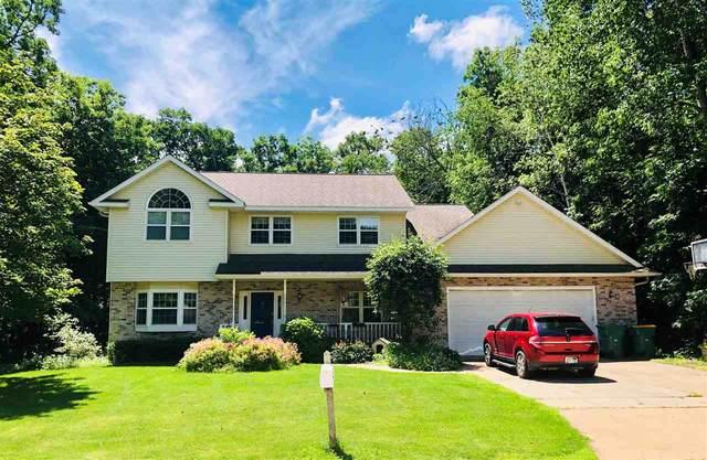 635 Woodland Circle, Waupaca, WI 54981 (#50206272) :: Todd Wiese Homeselling System, Inc.
