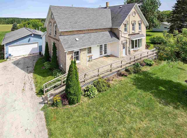 N3948 Hwy Ab, Luxemburg, WI 54217 (#50208908) :: Todd Wiese Homeselling System, Inc.