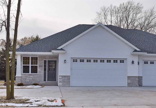 504 S 9TH Street, De Pere, WI 54115 (#50209123) :: Todd Wiese Homeselling System, Inc.