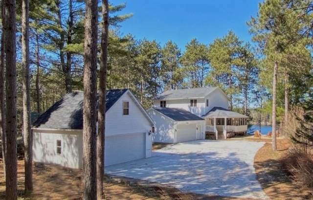 W12176 Greenwood Road, Hancock, WI 54943 (#50210291) :: Todd Wiese Homeselling System, Inc.