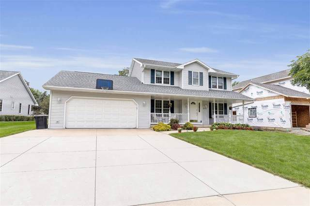 871 Arch Street, Green Bay, WI 54313 (#50210371) :: Dallaire Realty