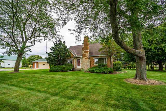 W514 Town Line Road, Ripon, WI 54971 (#50210411) :: Todd Wiese Homeselling System, Inc.