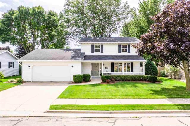 701 Pierce Avenue, Little Chute, WI 54140 (#50210503) :: Todd Wiese Homeselling System, Inc.