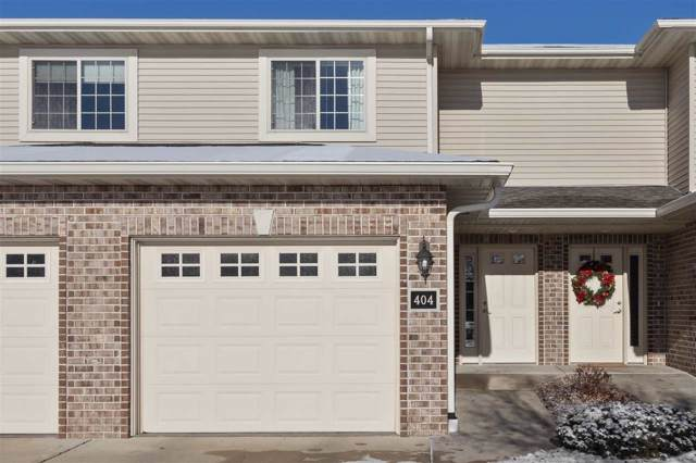 1300 Alpine Drive #404, Green Bay, WI 54311 (#50211222) :: Todd Wiese Homeselling System, Inc.
